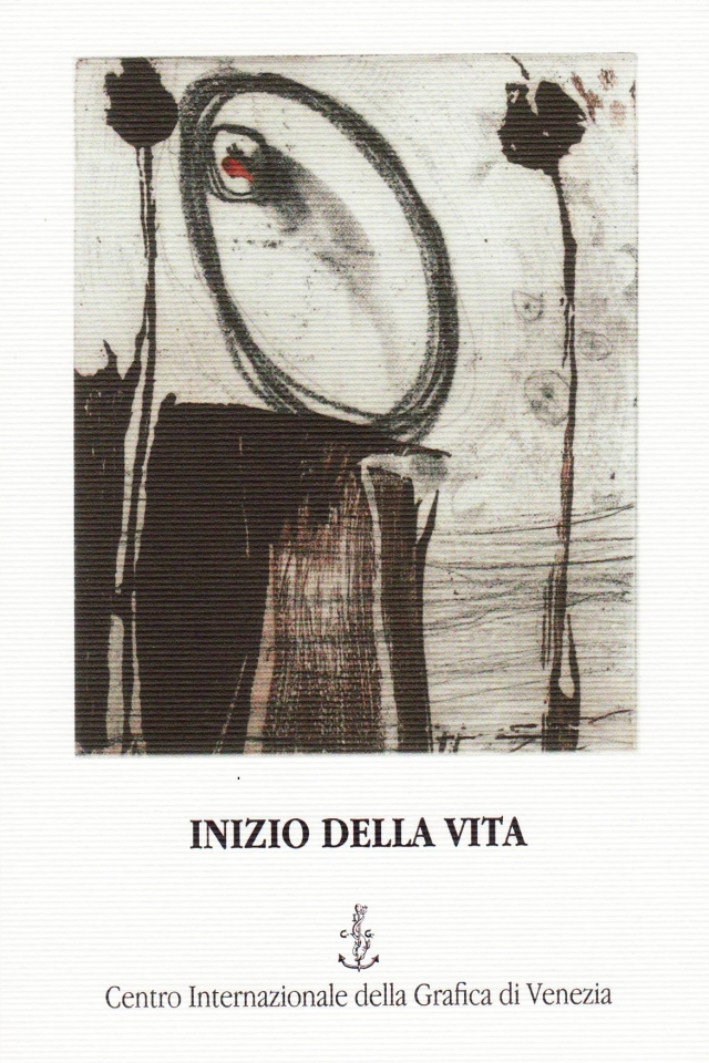 Amor del Libro_Inizio della Vita_gianna regina mazzoli
